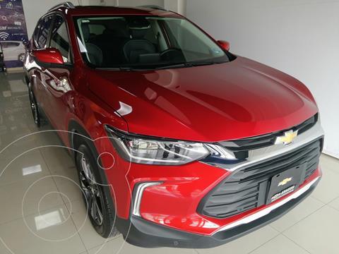 Chevrolet Tracker Premier Aut usado (2021) color Rojo precio $415,000