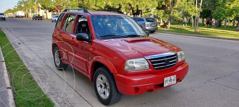Chevrolet Tracker 4x4 Hard Top Aut usado (2006) color Rojo precio $60,000
