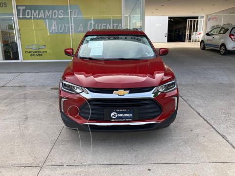 Chevrolet Tracker Premier Aut usado (2021) color Rojo Cobrizo precio $418,000