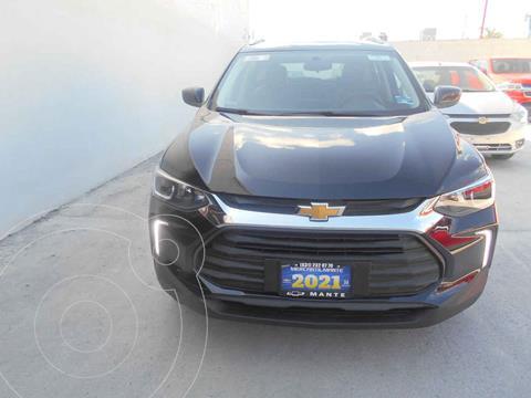 Chevrolet Tracker LT Aut nuevo color Azul precio $411,200