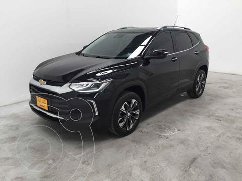 Chevrolet Tracker Premier Aut usado (2021) color Negro precio $415,000