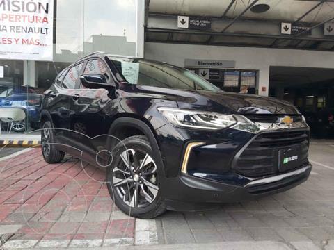 Chevrolet Tracker Premier Aut usado (2021) color Azul precio $399,000