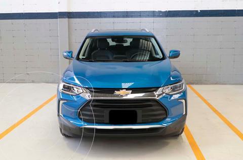 Chevrolet Tracker Premier Aut usado (2021) color Azul precio $440,000