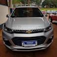 Foto venta Auto usado Chevrolet Tracker TRACKER 1.8 LTZ 4X2 PREMIER L/17 (2018) color Gris Plata  precio $775.000