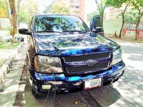 Chevrolet Trail Blazer Auto. 4x4 usado (2007) color Azul precio u$s5.500