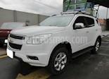 Chevrolet Trailblazer 2.8 4x4 LTZ Aut usado (2013) color Blanco precio $1.600.000