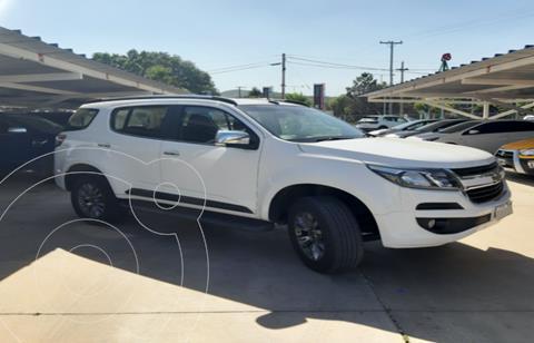 Chevrolet Trailblazer 2.8L 4x4 LTZ AT usado (2017) color Blanco precio $4.690.000