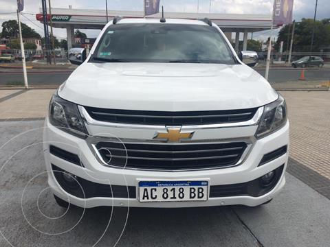 Chevrolet Trailblazer 2.8L 4x4 LTZ AT usado (2018) color Blanco precio $4.350.000