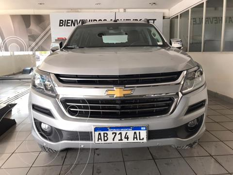 Chevrolet Trailblazer 2.8L 4x4 LTZ AT usado (2017) color Gris Claro precio $3.760.000