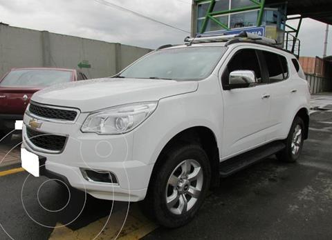 Chevrolet Trailblazer 2.8 4x4 LTZ Aut usado (2013) color Blanco precio $2.800.000