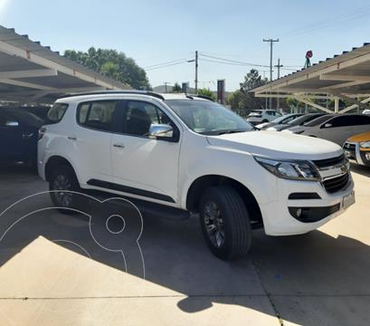Chevrolet Trailblazer 2.8L 4x4 LTZ AT usado (2017) color Blanco precio $4.060.000