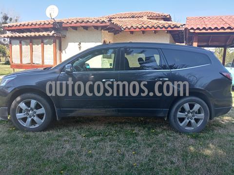 Chevrolet Traverse  3.6L LT Aut usado (2016) color Negro Grafito precio $16.300.000