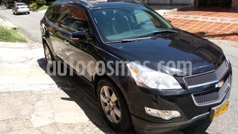 Chevrolet Traverse LT usado (2011) color Negro precio $48.000.000