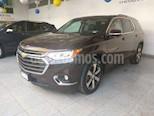 Foto venta Auto usado Chevrolet Traverse LT 7 Pasajeros (2018) color Vino Tinto precio $699,000