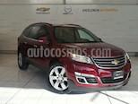 Foto venta Auto usado Chevrolet Traverse LT 7 Pasajeros (2016) color Rojo Tinto precio $369,000