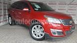 Foto venta Auto usado Chevrolet Traverse LT Piel (2013) color Rojo Tinto precio $275,000