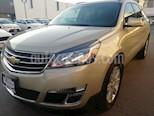 Foto venta Auto usado Chevrolet Traverse LT Piel (2015) color Dorado precio $349,000