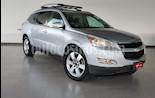 Foto venta Auto usado Chevrolet Traverse LT (2012) color Plata precio $240,000