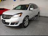 Foto venta Auto usado Chevrolet Traverse LT (2017) color Blanco precio $630,000