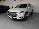 Foto venta Auto usado Chevrolet Traverse LT (2018) color Blanco precio $649,000