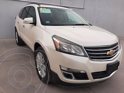 Chevrolet Traverse LT 7 Pasajeros usado (2013) color Blanco precio $294,000