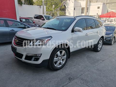 Chevrolet Traverse LT usado (2016) color Blanco precio $340,000