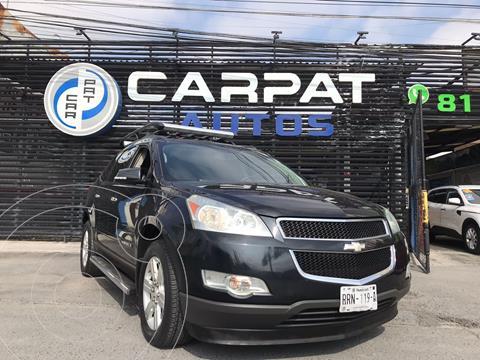 Chevrolet Traverse LS usado (2009) color Negro precio $154,000