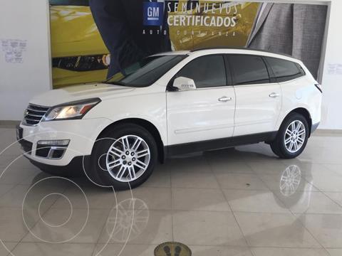 Chevrolet Traverse LT 7 Pasajeros usado (2014) color Blanco precio $270,000