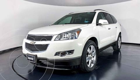 Chevrolet Traverse Paq C usado (2012) color Blanco precio $207,999