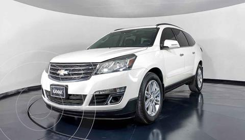 Chevrolet Traverse LT 8 Pasajeros usado (2013) color Blanco precio $296,999