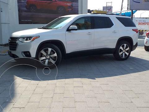Chevrolet Traverse LT 7 Pasajeros usado (2020) color Blanco precio $660,000