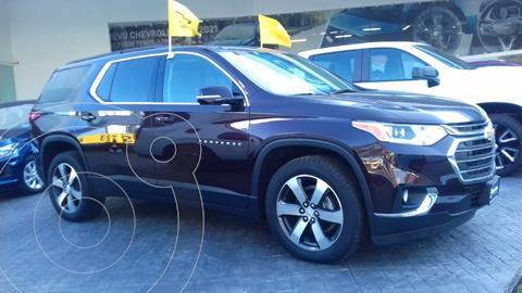 Chevrolet Traverse LT 8 Pasajeros usado (2020) color Marron precio $770,000