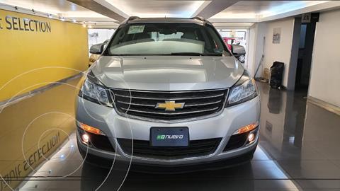 Chevrolet Traverse LT usado (2017) color Plata Brillante precio $385,000