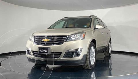 Chevrolet Traverse LT 7 Pasajeros usado (2014) color Dorado precio $284,999