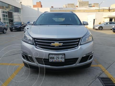 Chevrolet Traverse LT 7 Pasajeros usado (2016) color Plata Dorado precio $315,000