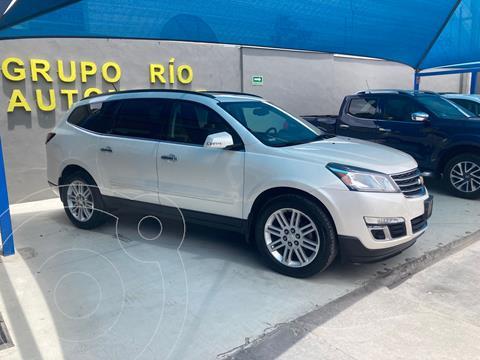 Chevrolet Traverse LT 7 Pasajeros usado (2015) color Blanco precio $279,000