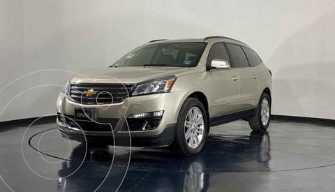 Chevrolet Traverse LT 7 Pasajeros usado (2013) color Dorado precio $254,999