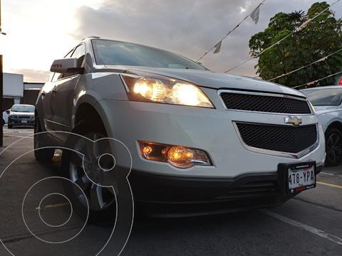 Chevrolet Traverse LT 7 Pasajeros usado (2012) color Blanco precio $169,800