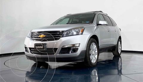Chevrolet Traverse LT 7 Pasajeros usado (2014) color Plata precio $284,999