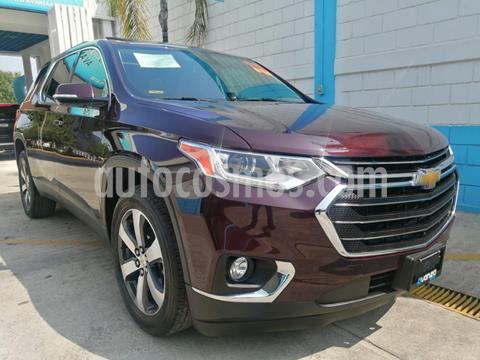 Chevrolet Traverse LT 7 Pasajeros usado (2018) color Violeta precio $585,000