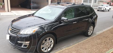 Chevrolet Traverse LT Piel usado (2013) color Negro Grafito precio $220,000