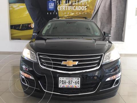 Chevrolet Traverse LT 7 Pasajeros usado (2016) color Negro precio $339,000