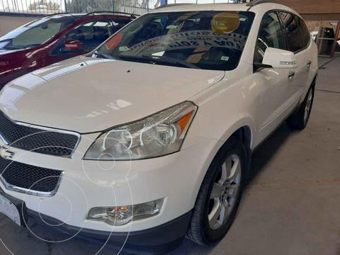 Chevrolet Traverse Paq C usado (2012) color Blanco precio $190,000