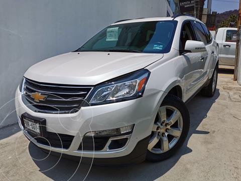 Chevrolet Traverse LT usado (2017) color Blanco precio $395,000