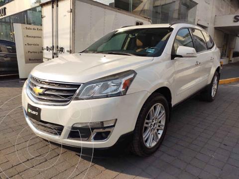 Chevrolet Traverse LT 7 Pasajeros usado (2015) color Blanco precio $299,000
