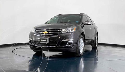 Chevrolet Traverse LT 7 Pasajeros usado (2015) color Gris precio $306,999
