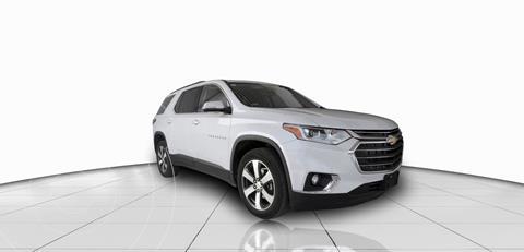 Chevrolet Traverse LT Piel usado (2020) color Blanco precio $780,000