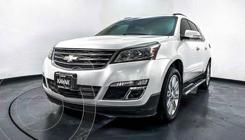 Chevrolet Traverse LT 8 Pasajeros usado (2013) color Blanco precio $292,999