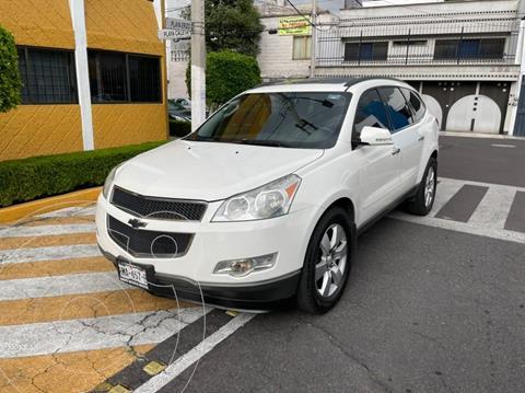 Chevrolet Traverse Paq B usado (2012) color Blanco precio $179,900