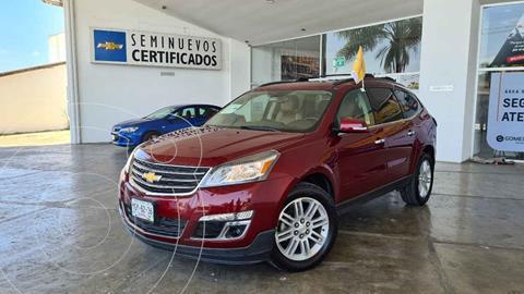 Chevrolet Traverse LT 7 Pasajeros usado (2015) color Rojo precio $355,000